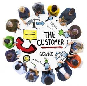 Customer centric CRM