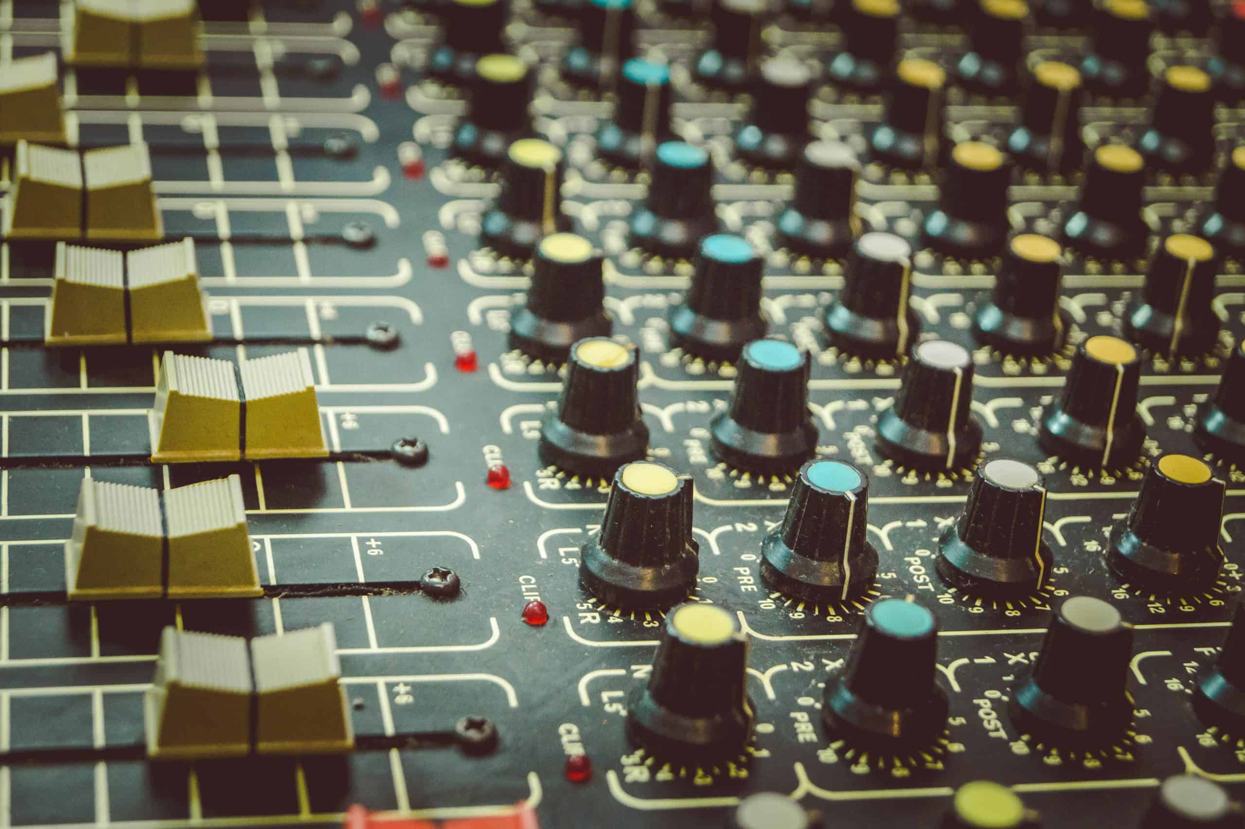 Power BI Sound Data Sources